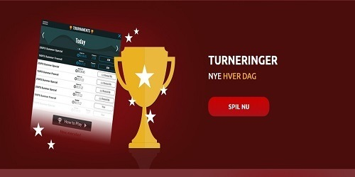 Clemens online casino turneringer