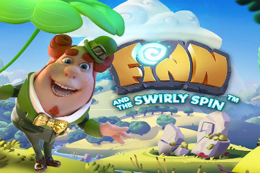 Finn and the Swirly Spin Spillemaskine