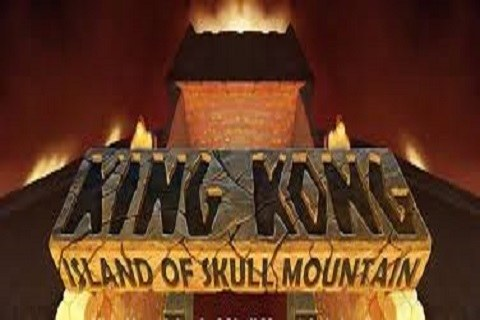 King Kong Island of Skull Mountain Spillemaskine