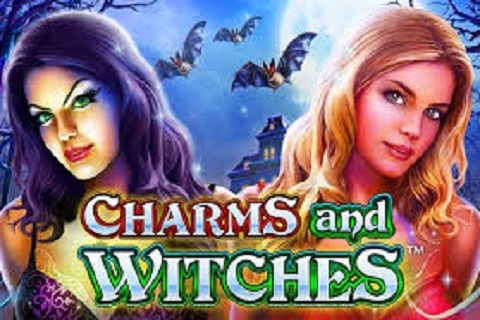 Charms and Witches Spillemaskine