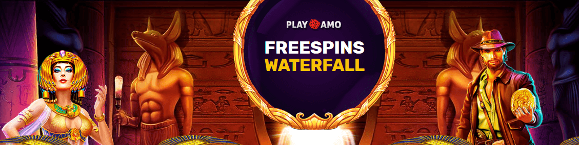 Modtag Free Spins hos PlayAmo