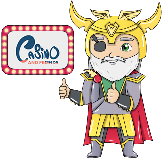 CASINO AND FRIENDS ANMELDELSE BONUS 2019